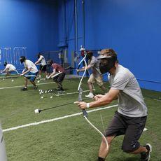 Арчъри таг - Игри с лъкове и обезопасени стрели